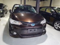 Toyota Axio G Brown Limited