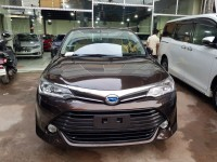 Toyota Axio G LED Brown